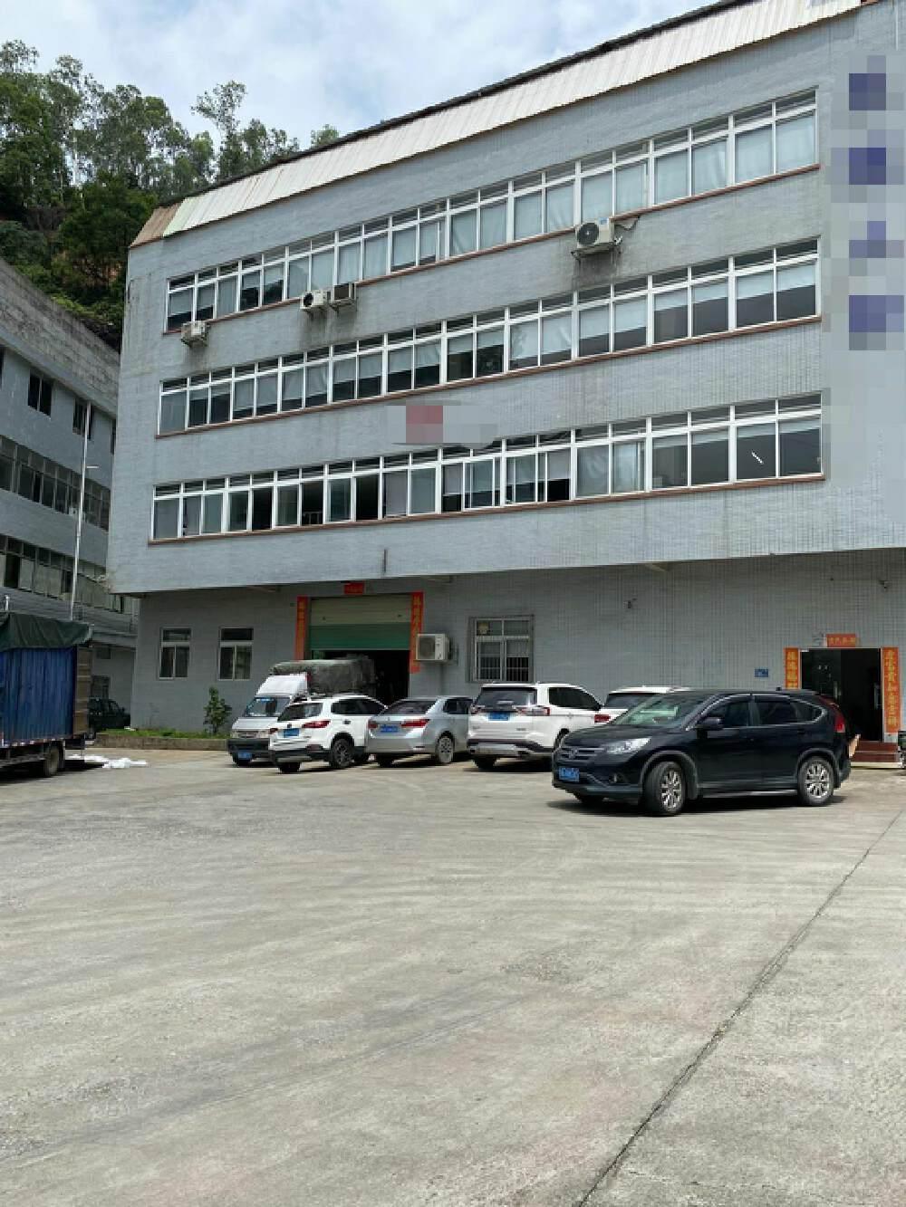 广州天河智慧城工业园一楼720平标准厂房出租有精装修办公室