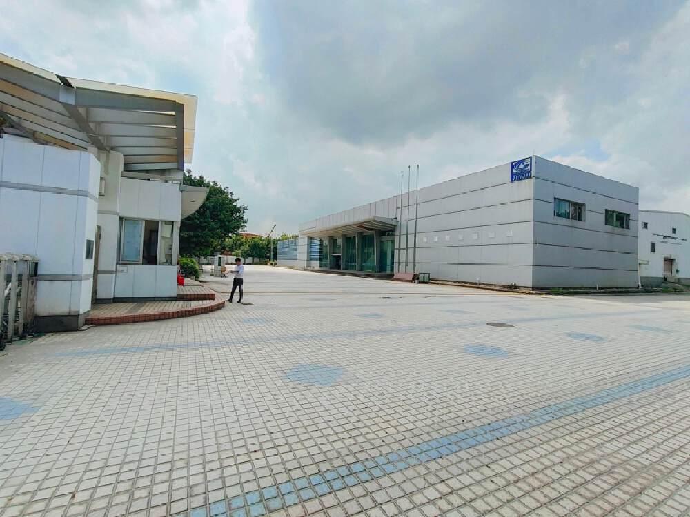 黄埔开发区新出独门独院厂房,仓库,办公楼7000方空地大。
