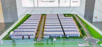 巨多双创制造产业园交房在即,一标段剩余两栋,二标段开工在即…