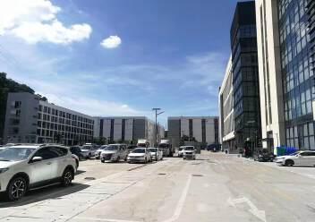 松岗燕罗原房东自建高新园区独栋标准厂房7500,带红本出租图片2