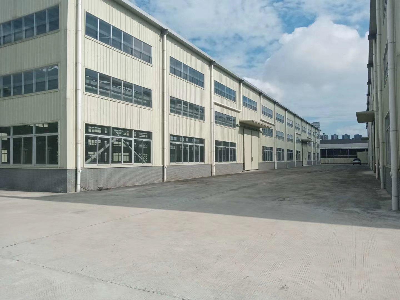 鹤山沙坪镇独院单层一楼厂房出租成熟工业区交通方便证件齐全
