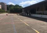 平湖带装货平一楼标准厂房1200平带装货平台空地大可以分租