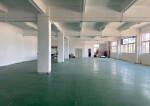 大浪白云山新村工业区新出楼上1000平带地坪漆厂房,交通便利