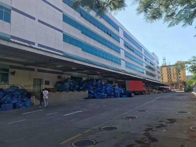福永沿江高速出口新出独门独院,两万平米物流仓库厂房招租