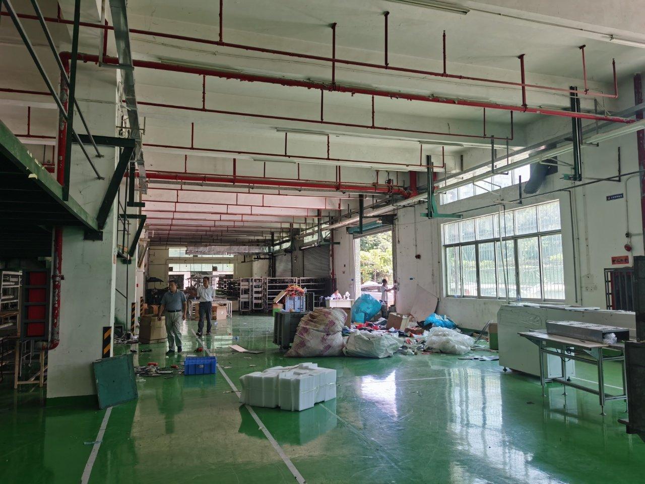 福永和平一楼1200平方仓库厂房出租