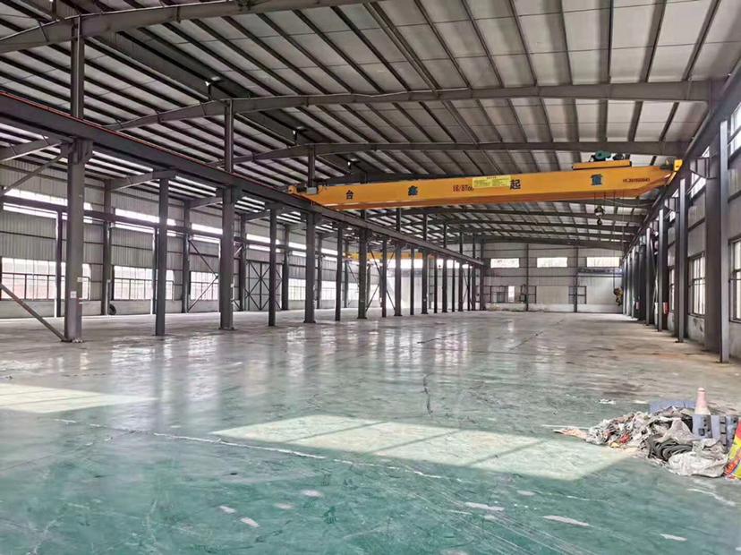 新出滴水10米总建筑面积约4600方主车间3650方带航车