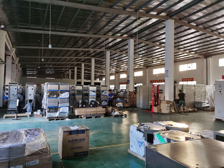 新会区崖门镇独院单层一楼厂房适合五金机械医疗设备等高新企业