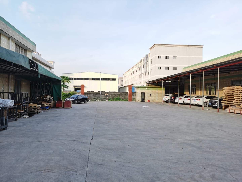 鹤山龙口镇独门独院单层一楼厂房出租