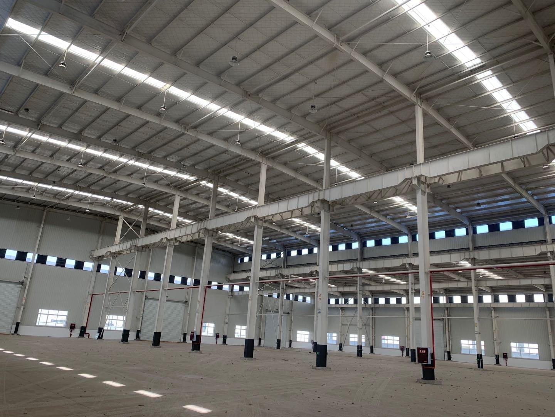 独栋13000平厂房出租,动力电充足,配套齐全