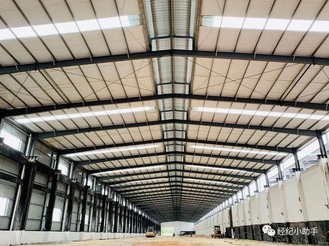 三江镇全新独门独院单一层厂房出租五金机械注塑设备电器等行业