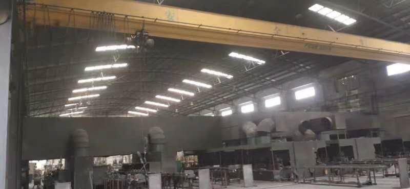 大泽镇单一层厂房出租带两台十吨航车注塑机械设备等更多行业