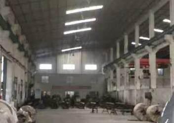 大泽镇单一层厂房出租带两台十吨航车注塑机械设备等更多行业图片2