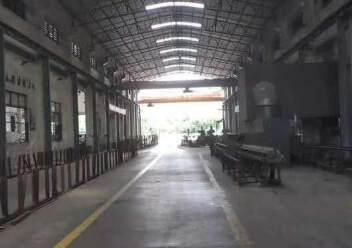 大泽镇单一层厂房出租带两台十吨航车注塑机械设备等更多行业图片3