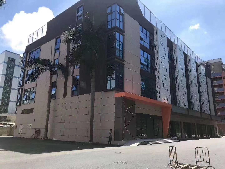 坪山沈海高速出口5660平方独院厂房出售