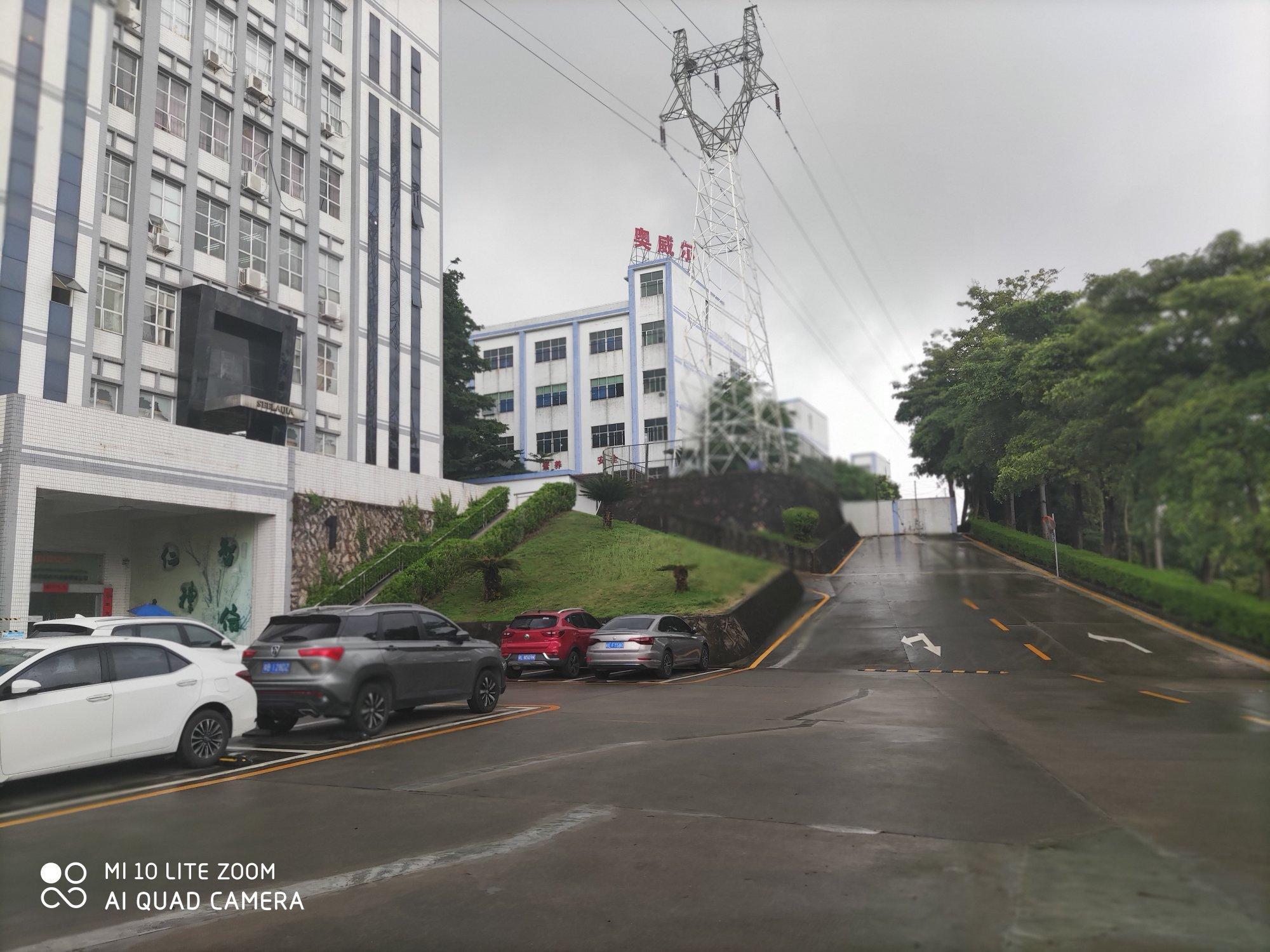 龙岗中心城零距离楼上1200平厂房出租做电商企业总部贸易