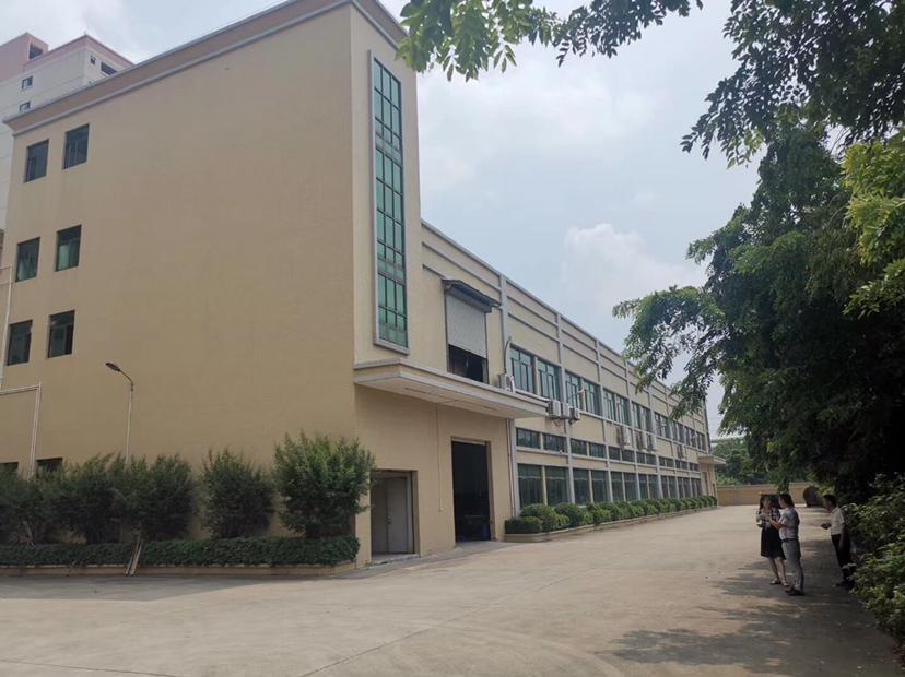 横沥镇大型工业区内新出原房东独院标准厂房一楼层高6米环评无忧