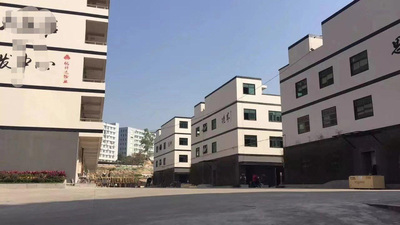 龙华汽车站附近新出精装修厂房办公室仓库一楼600平出租