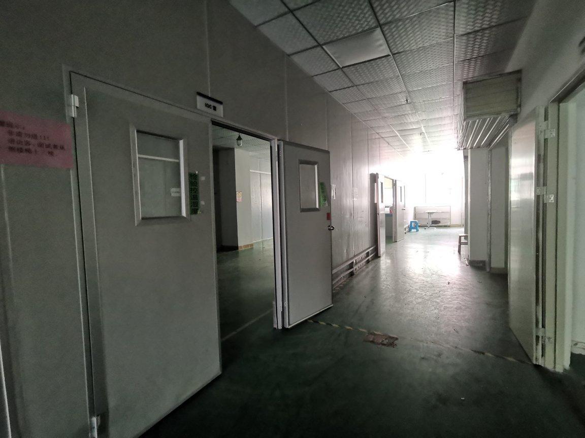 龙华大浪新百丽附近原房东仓库厂房出租2058平,可办环评