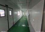 真实资源龙岗爱联三楼1200平方米精装修厂房出租有无尘车间