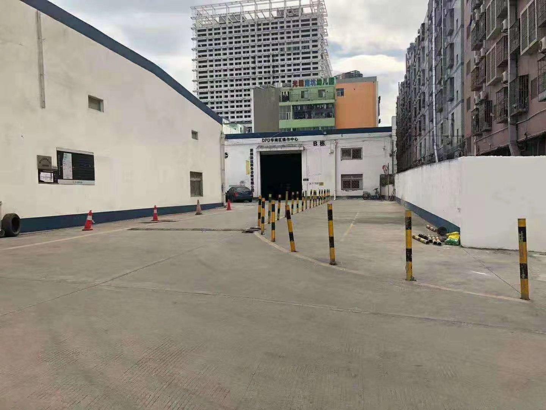 坂田南坑新出钢构厂房4500平适合仓库运动等行业
