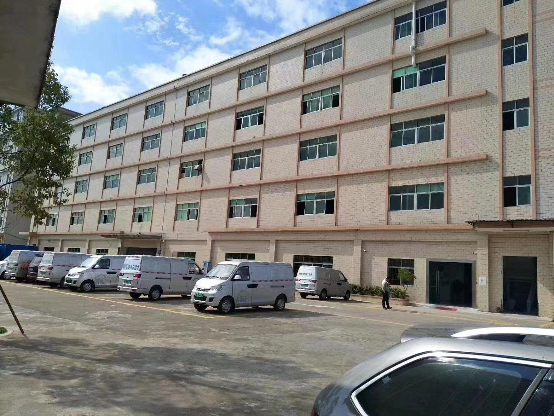 平湖富民工业区大型工业区楼上1700平方米厂房仓库招租