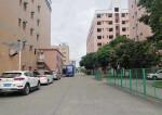 布吉红棉路边大型园区楼上6楼2580平精装修,适合办生产