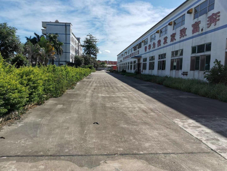 龙岗独门独院厂房30000平米原房东直接出租红本厂房仓库出租