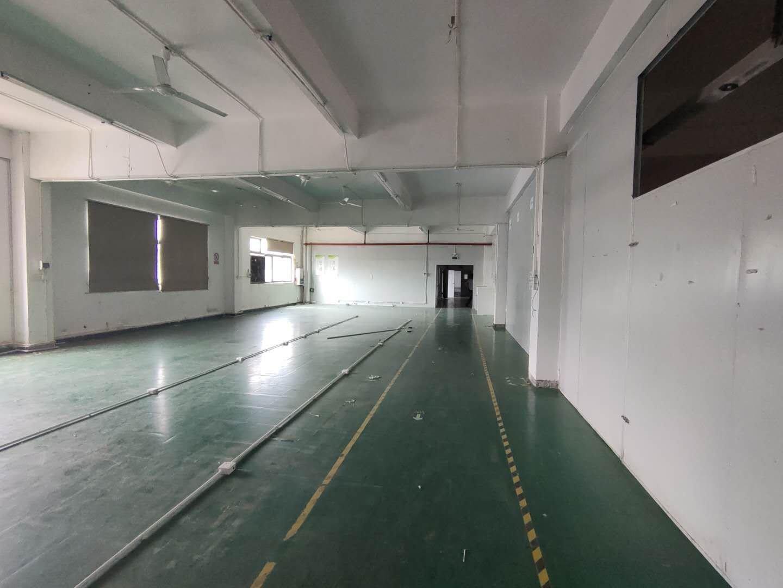 平湖辅城坳清平高速出口4楼厂房仓库1850平方出租