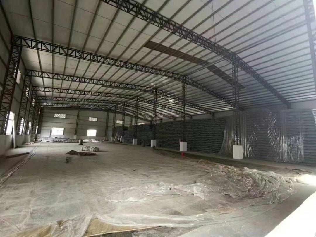 钢构独栋厂房出租2000平、8米高可生产加工、仓库、位置