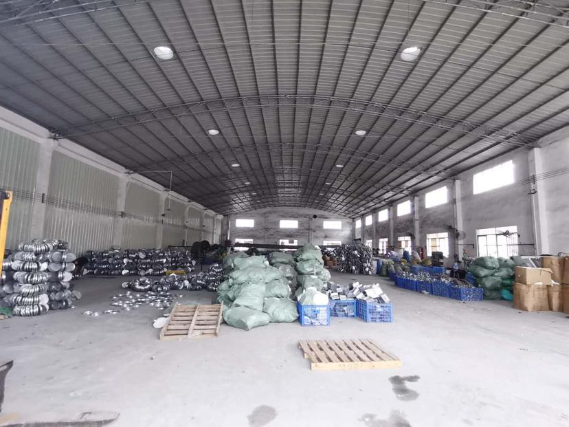 江门荷塘镇三丫泰通里工业区,单一层形象好、空地大