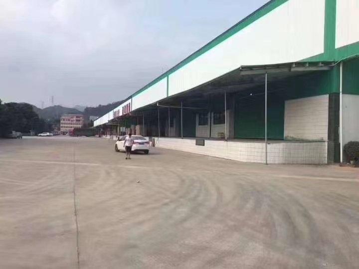 盐龙大道独门独院形象超好单一层9米高物流仓库13000平方