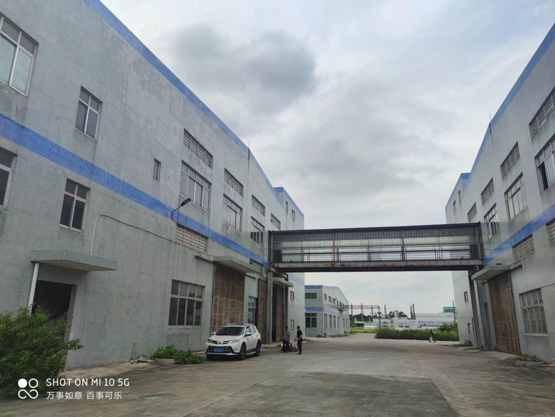 江门鹤山独栋标准厂房出租带市政排污适合各行业