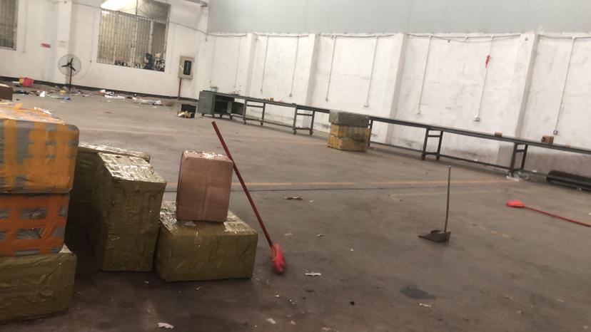 伦教科技东路最新物流仓库厂房340平出租