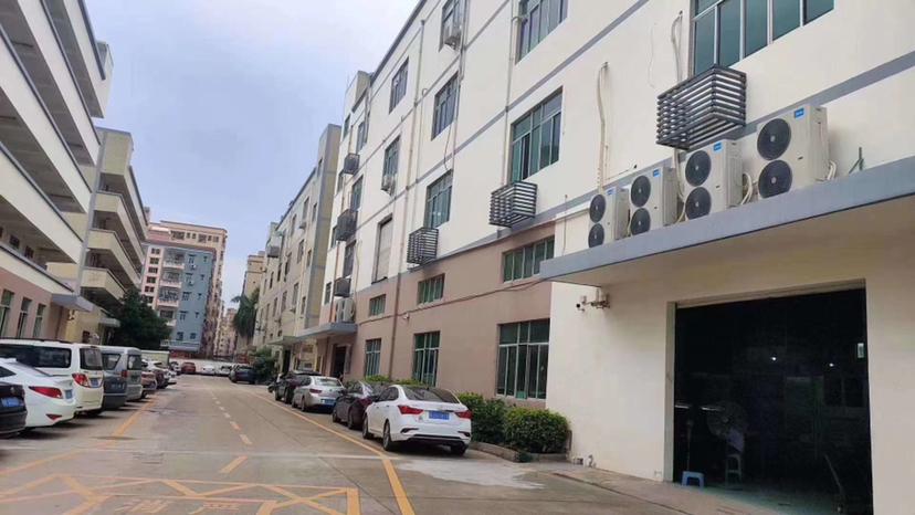 龙岗坪地一楼1000平高6米200平起租仓库厂房出租独门独院