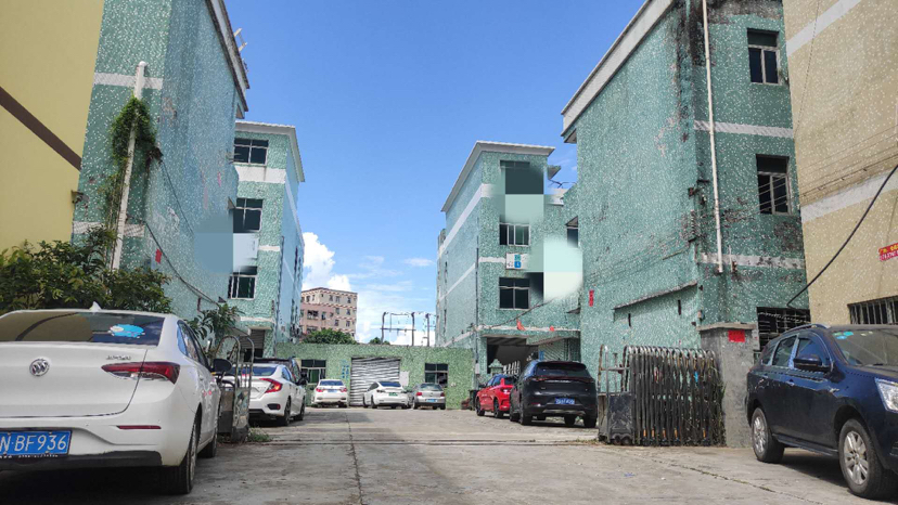 龙岗坪地一楼1500平高6米精装修原房东仓库厂房出租独门独院