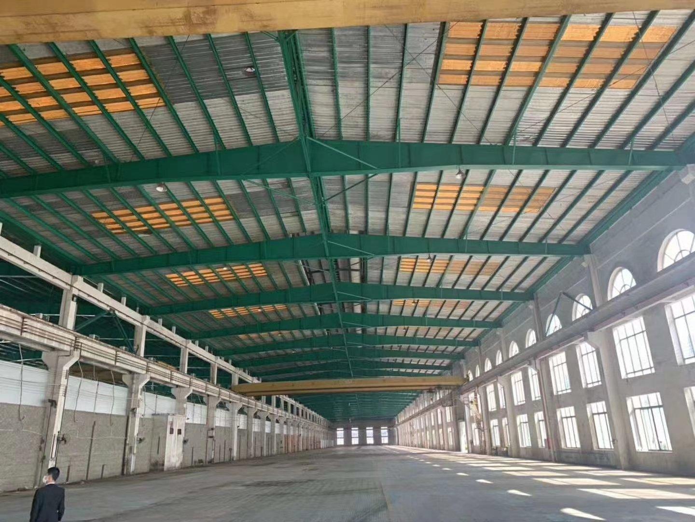 大沥单一层9000平米钢构厂房仓库出租可办环评可分租