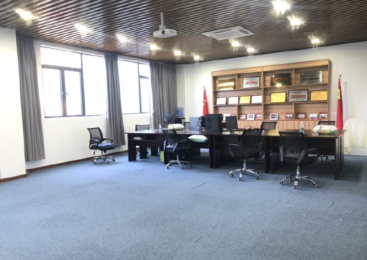 深圳市龙岗爱联地铁站整层办公室出租带家具家电拎包入住停车方便8