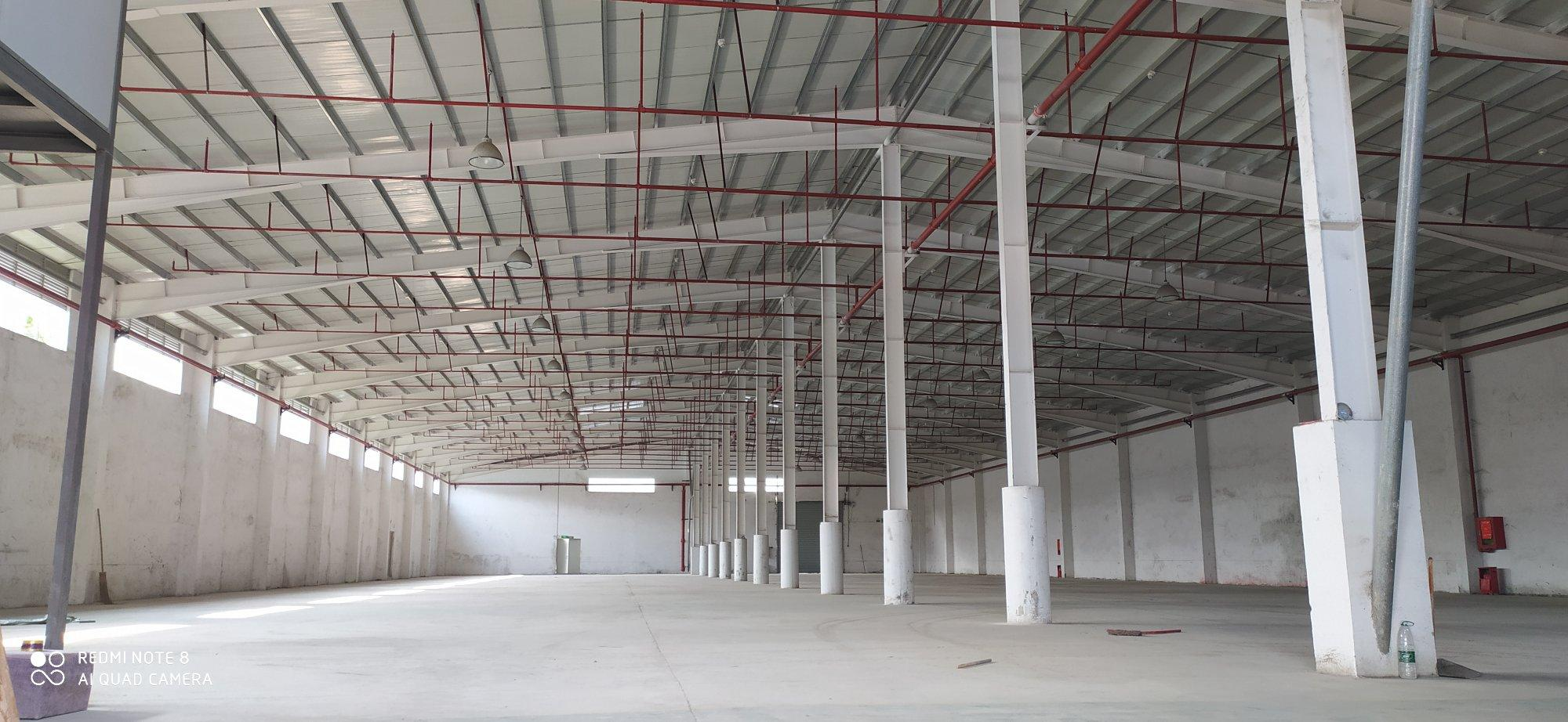 可做仓库的厂房,空地价格都能租