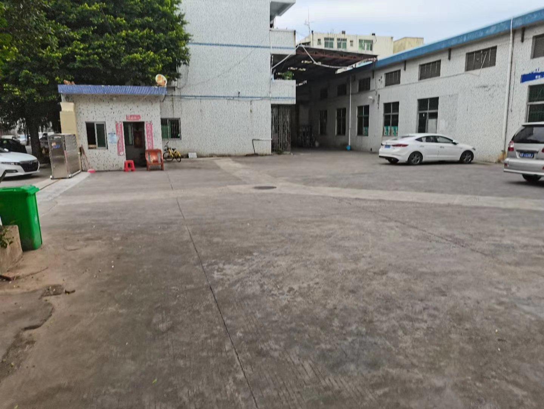 坪山独院厂房出租,单一层7米高钢构仓库出租,总面积4800平