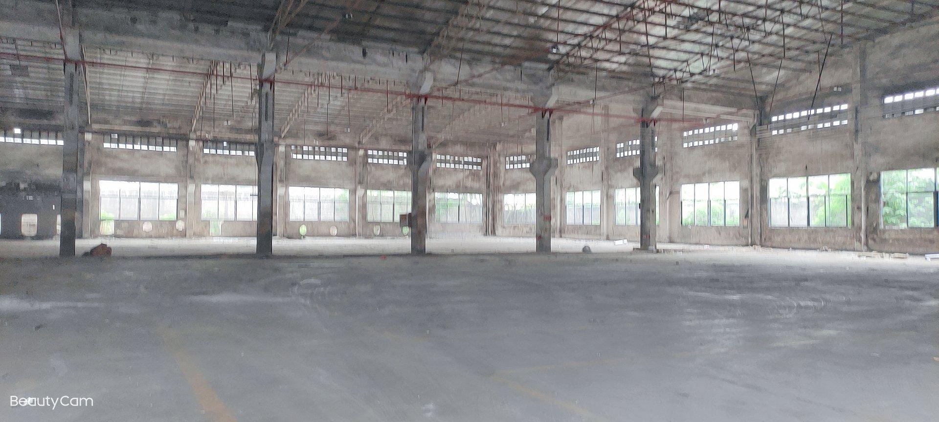 九江镇单层厂房2500平方有现成的办公室水电齐全适合五金仓库