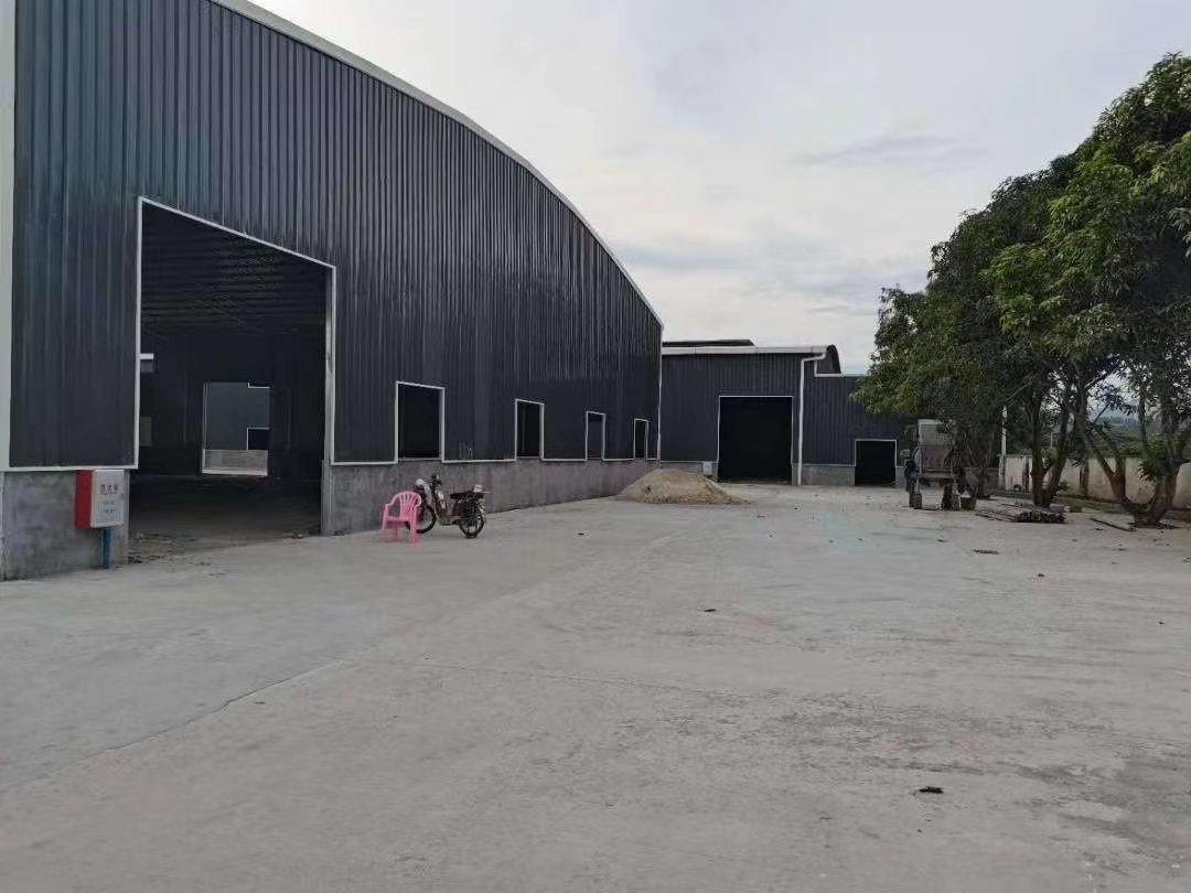 罗村6000平米仓库出租厂房 交通便利,距离佛山一环1公里