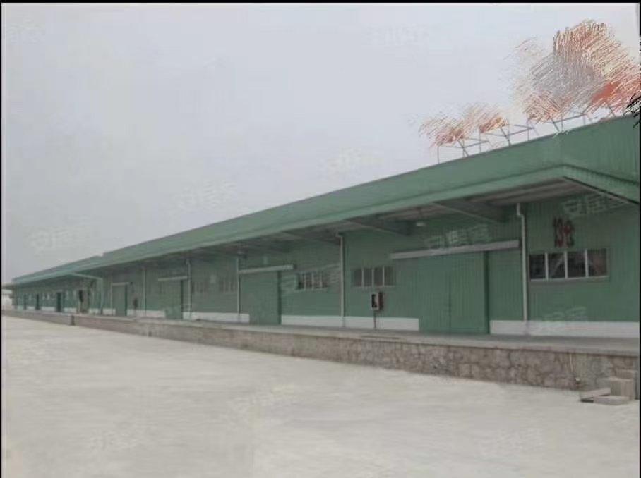 西丽茶光村8000平方带卸货平台物流仓库出租