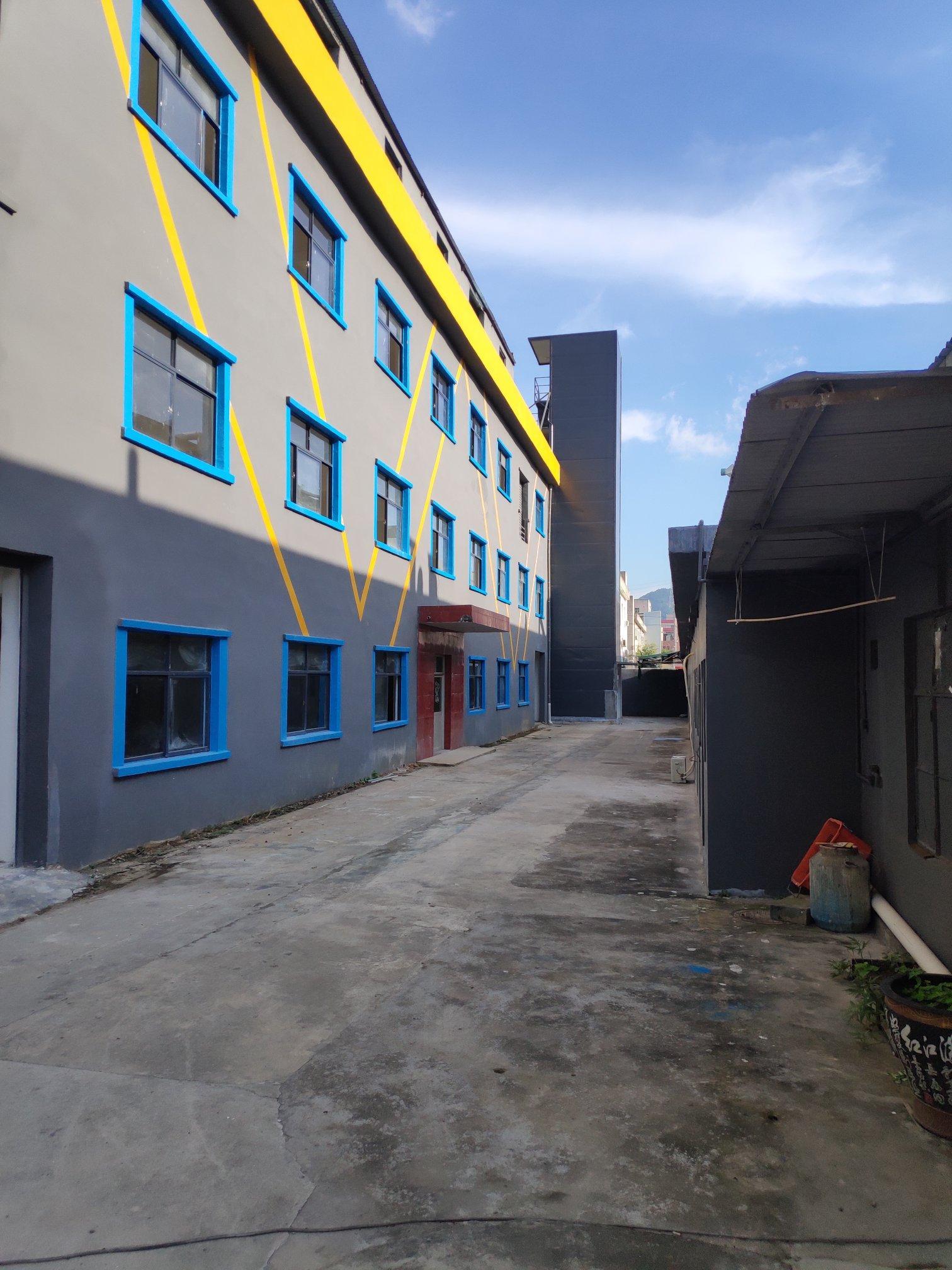 盐田永安社区一楼楼上各600平厂房仓库出租招租