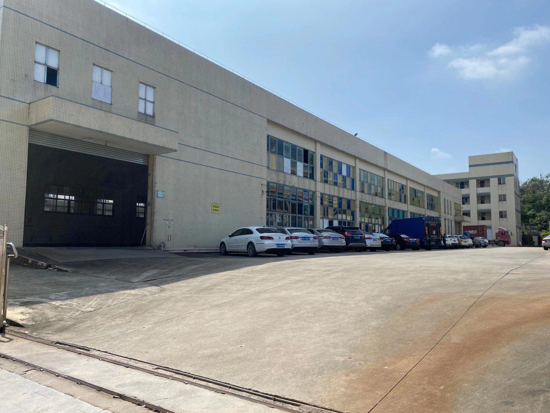 高明区荷城富湾工业区滴水12米高厂房仓库5000方,可办环评