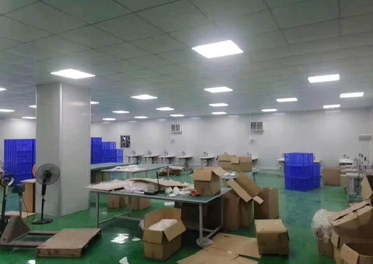 沙井107国道旁二楼精装修450平方4