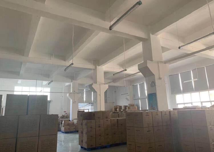 沙井步涌村委独院厂房1-3层5800平方4