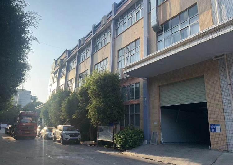 沙井步涌村委独院厂房1-3层5800平方1