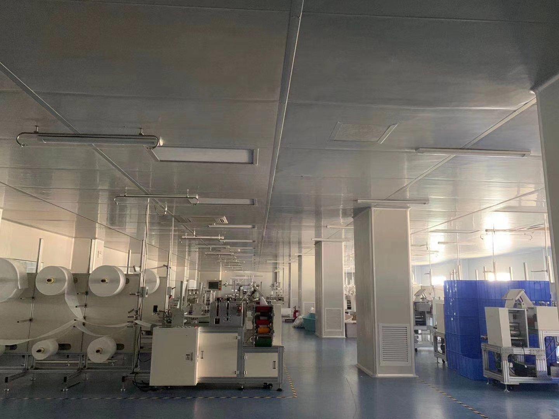 沙井步涌村委独院厂房1-3层5800平方