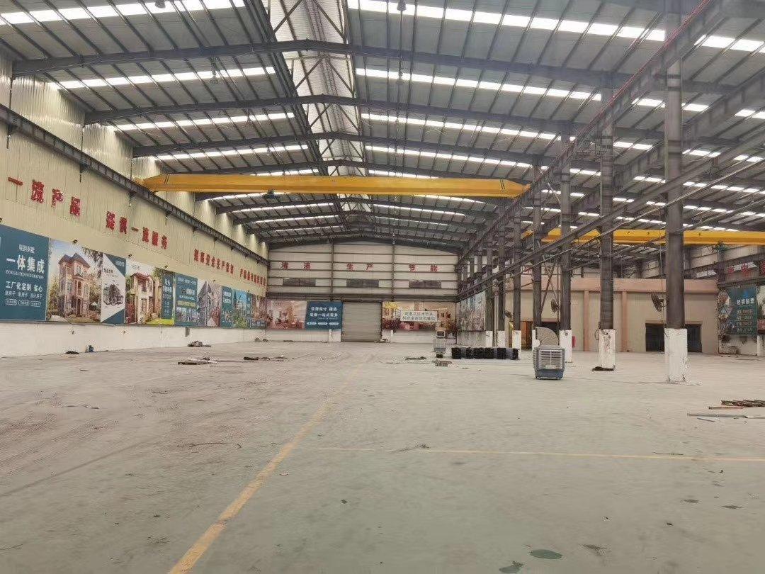 禅城南庄单一层5000平米独门独院钢构厂房仓库出租可分租