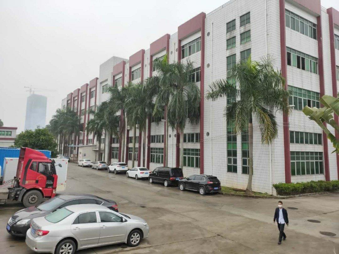3万平米标准厂房,5吨货梯,可以做仓库。